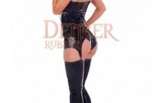 103 Bra / 135A Suspender Belt / 100 Briefs / 120 Stockings