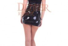 419D Low Cut Mini Dress