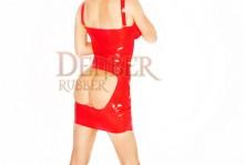 Spanking Skirt Code 184O & Long Bra Code 136